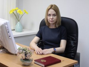 Ирина Юрьевна Сёмкина