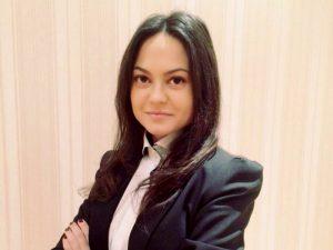 Полина Павловна Горелышева